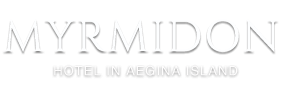 Myrmidon Hotel in Aegina